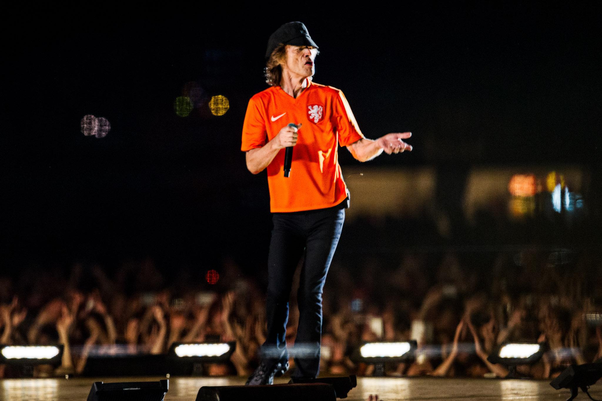 20140607 Rolling Stones Pinkpop Photo Ben Houdijk