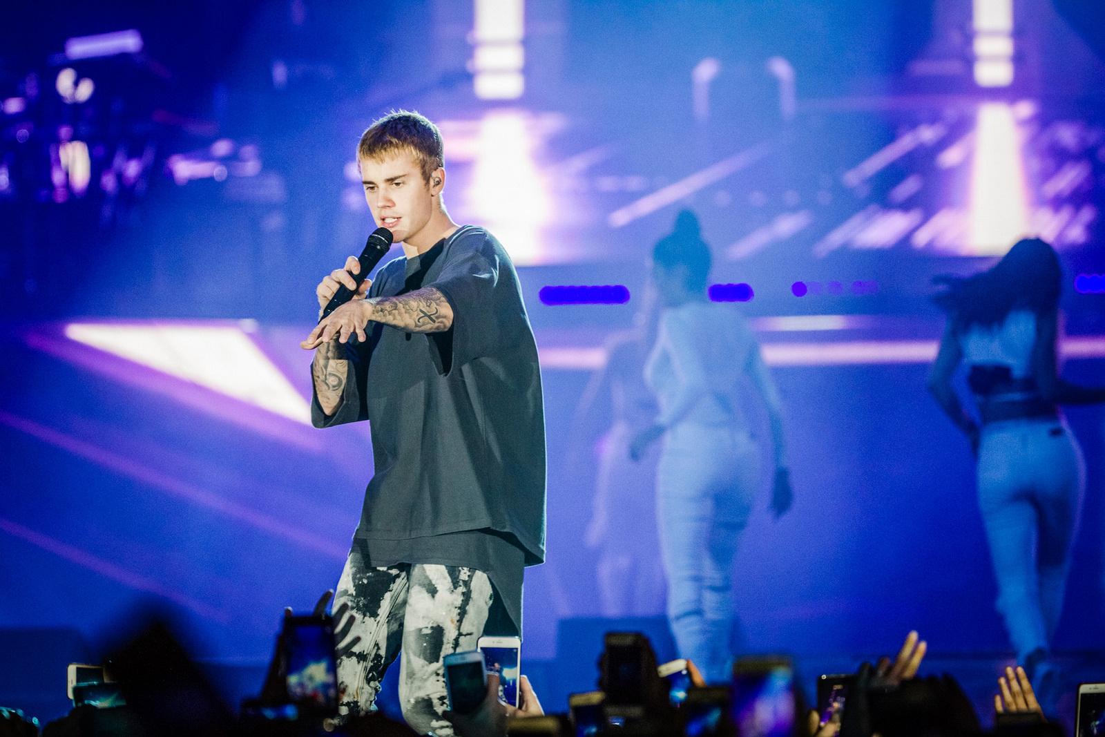 Justin Bieber komt naar Pinkpop 2017