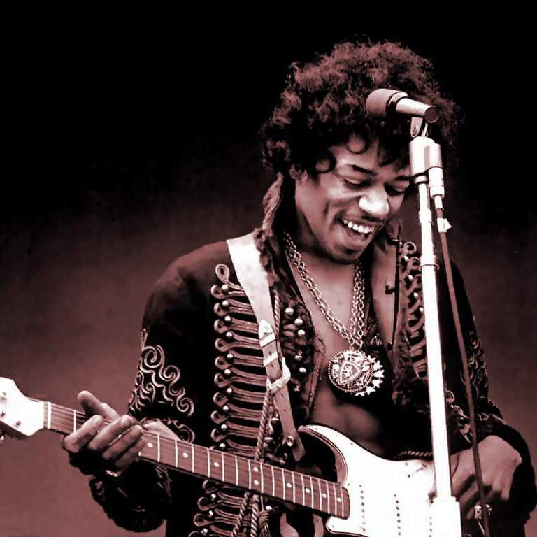 Jimi Hendrix is de beste gitarist ooit