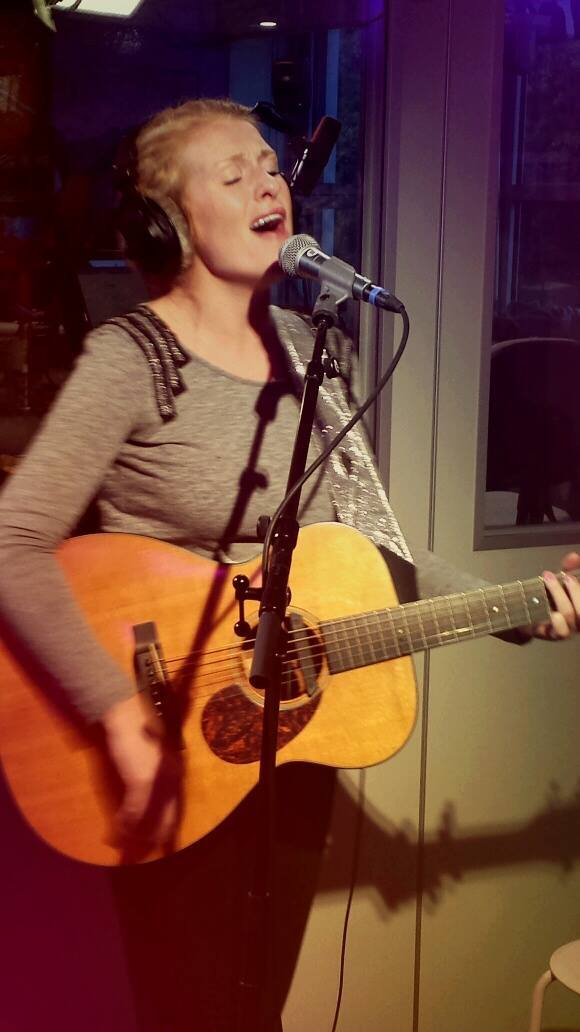 Miss Montreal live bij Giel