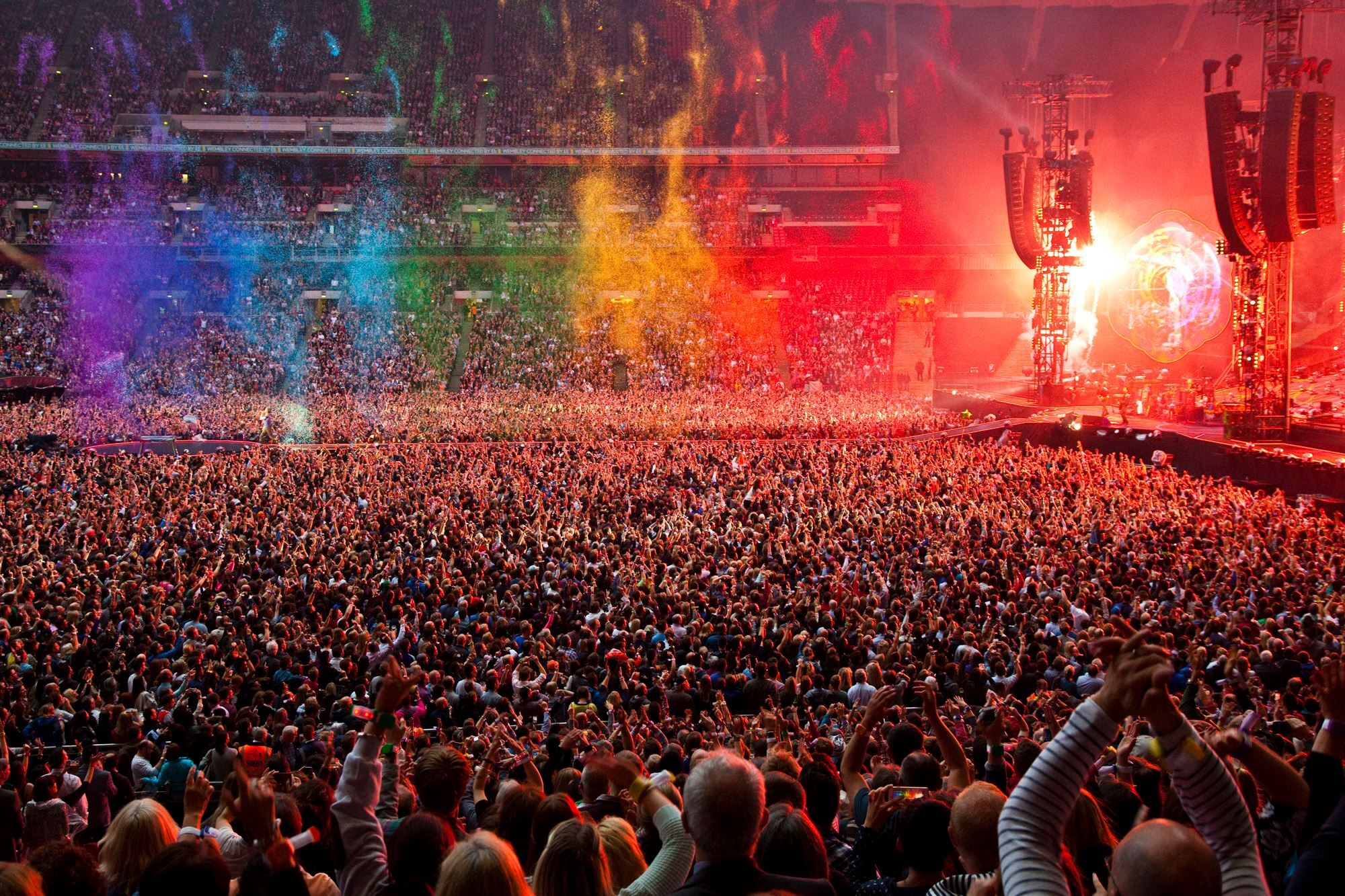 9 uur in de rij voor Coldplay: wie doét dat?!