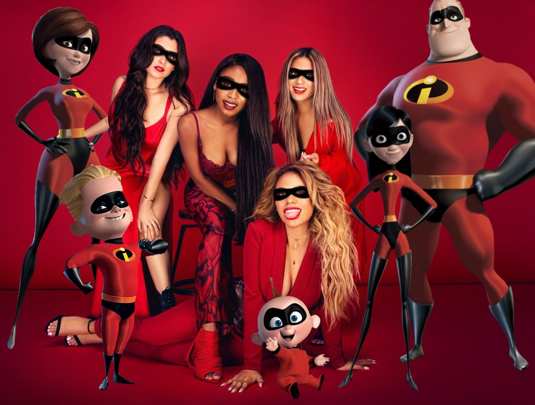 135846 fifth harmony plus incredibles