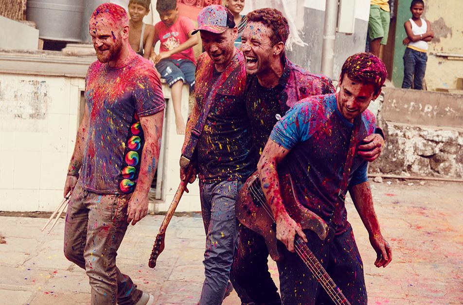 Coldplay releaset uit het niets een nieuwe track: 'Hypnotised'