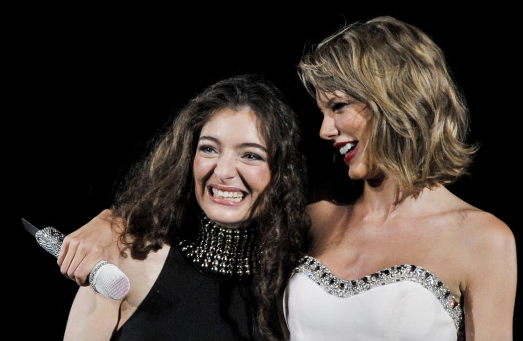 Taylor Swift gooit complimentjes op Lorde