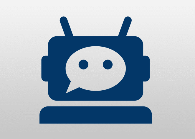 13 e8 chatbot icon