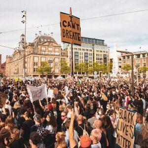 In deze steden vonden er naast Amsterdam ook demonstraties plaats