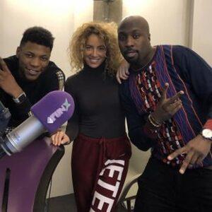 """Sigourney K en Sevn Alias droppen nieuwe track: """"Ik hou gewoon van Sevns stem"""""""