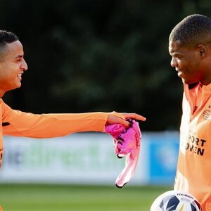 Mohamed Ihattaren kiest voor het Nederlands elftal