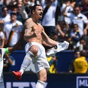 9 geniale momenten van de jarige Zlatan Ibrahimović