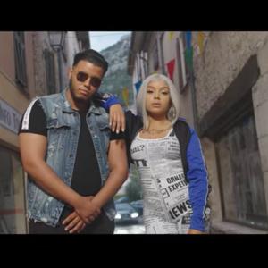 Latifah rapt Frans in J'ai Déconné-video met Clandistino