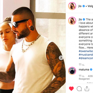 Jennifer Lopez en Maluma samen in nieuwe film 'Marry Me'