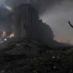 Enorme explosie in Libanese hoofdstad Beiroet