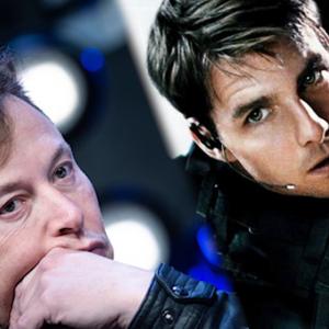 Elon Musk wil Tom Cruise ruimte insturen om 'SpaceX film' te maken