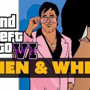 'GTA 6 speelt zich af in Vice City met vrouw in hoofdrol'