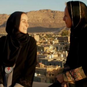 Rima (33) helpt als ware held mensen in nood in het gevaarlijke Jemen