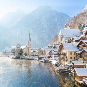 """Frozen-dorp wordt knettergek van Instagram-toeristen: """"Blijf weg"""""""