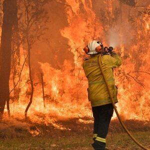 """""""Gebied bosbranden Australië wordt misschien twee keer groter dan Nederland"""""""