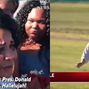 63-jarige Alice Johnson huilt van geluk na vrijlating dankzij Kim Kardashian