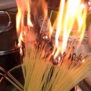 Amerikaanse studenten veroorzaken brand in Italië na koken pasta zonder water