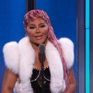 Lil Kim ontvangt I Am Hip Hop Award van BET