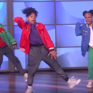 Dansende zusjes uit Nederland maken grote indruk bij The Ellen Show