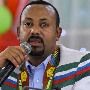 Ethiopische premier Abiy Ahmed krijgt Nobelprijs voor de Vrede