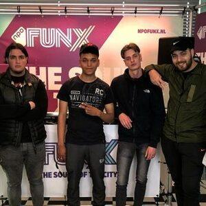Murda en Jonna Fraser horen savage lines over jatten van FunX-beker bij FunX Talent