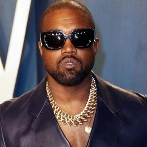 Kanye West praatte in het geheim met adviseur van Trump