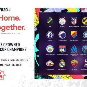 Europees FIFA 20-toernooi met profvoetballers Dest en Ihattaren start woensdag