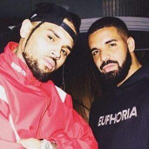Chris Brown en Drake de DiXte met 'No Guidance'