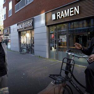 Houden mensen in Den Haag anderhalve meter afstand?