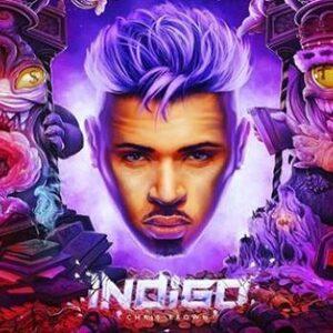 Chris Brown kondigt nieuw album 'Indigo' aan met o.a. Drake, Nicki Minaj en Justin Bieber