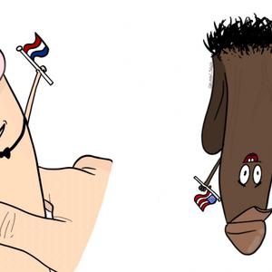 Sher (26) stuurt grappige piemelportretten terug naar dickpic-stuurders