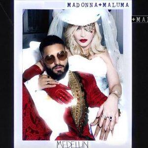 Maluma met legendarische Madonna te horen op nieuwe tune 'Medellin'