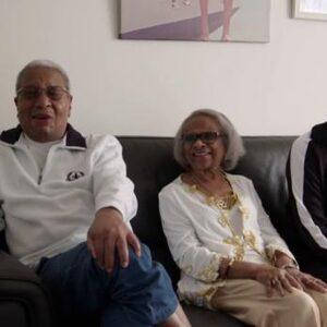 Peter van der Vorst interviewt openhartige Ronnie en ontmoet (groot)ouders