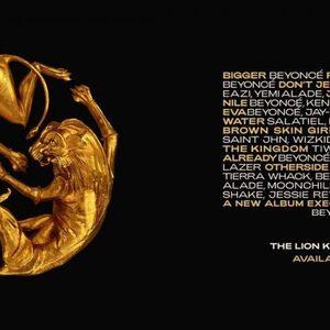 Beyoncé's 'The Lion King: The Gift'-album is uit en stelt niet teleur