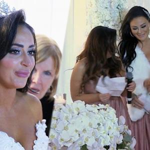 'Jersey Shore'-bruiloft Angelina eindigt in groot drama