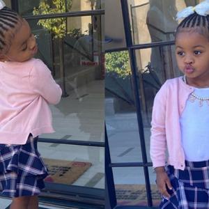 Cardi B begint Instagramaccount voor dochtertje Kulture (2)