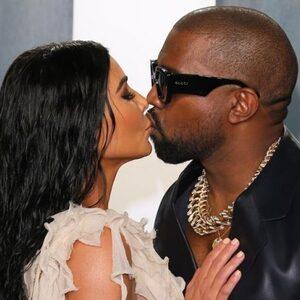 'Kim Kardashian is van plan te scheiden van Kanye West'