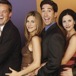 Er komt een 'Friends'-reünie met alle acteurs