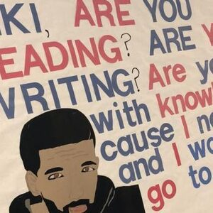 Scholen gebruiken Kiki-tekst van Drake om kinderen aan het lezen te krijgen