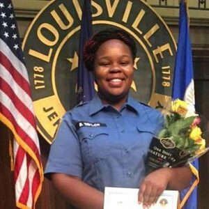 Geen enkele agent aangeklaagd voor doodschieten Breonna Taylor