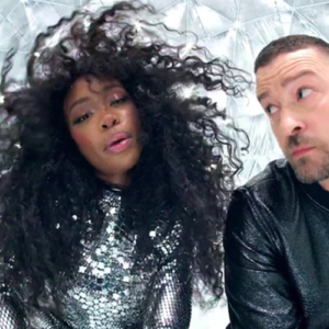 Justin Timberlake en SZA droppen futuristische video van 'The Other Side'