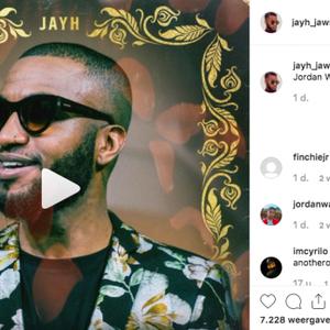 Jayh dropt preview van romantische tune met zouk-vibe: 'Volmaakt'