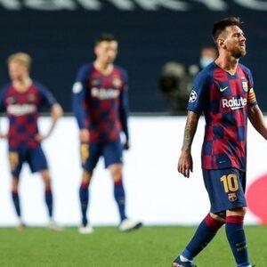'Voorzitter Barcelona bereid op te stappen als Messi daardoor blijft'