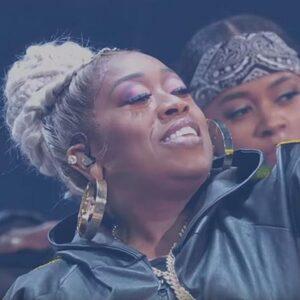 Missy Elliott maakt iedereen gek met legendarische medley bij VMA's