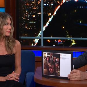 Jennifer Aniston: Friends-cast werkt mogelijk aan iets nieuws