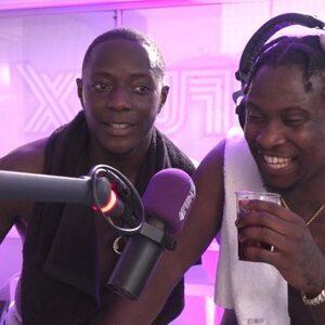 Kojo Funds & Chivv: ''We gaan zeker nog een track samen maken''