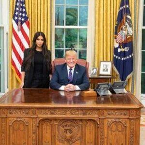 Update: Kim Kardashian heeft Trump gevraagd gratie te verlenen aan Alice Johnson