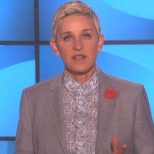 Ellen DeGeneres reageert op beschuldigingen personeel